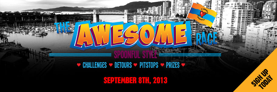 Awesome Race - September 8, 2013